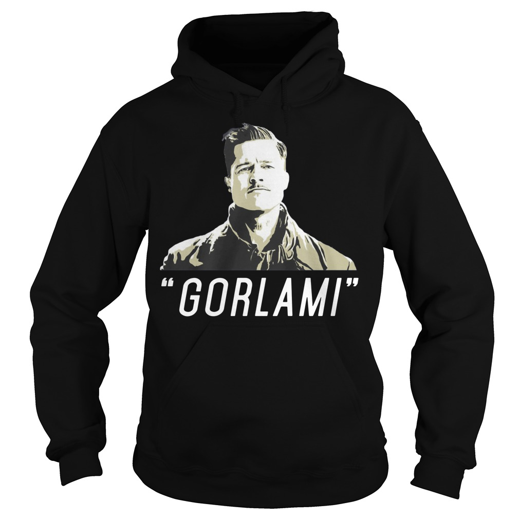 Brad Pitt Gorlami hoodie