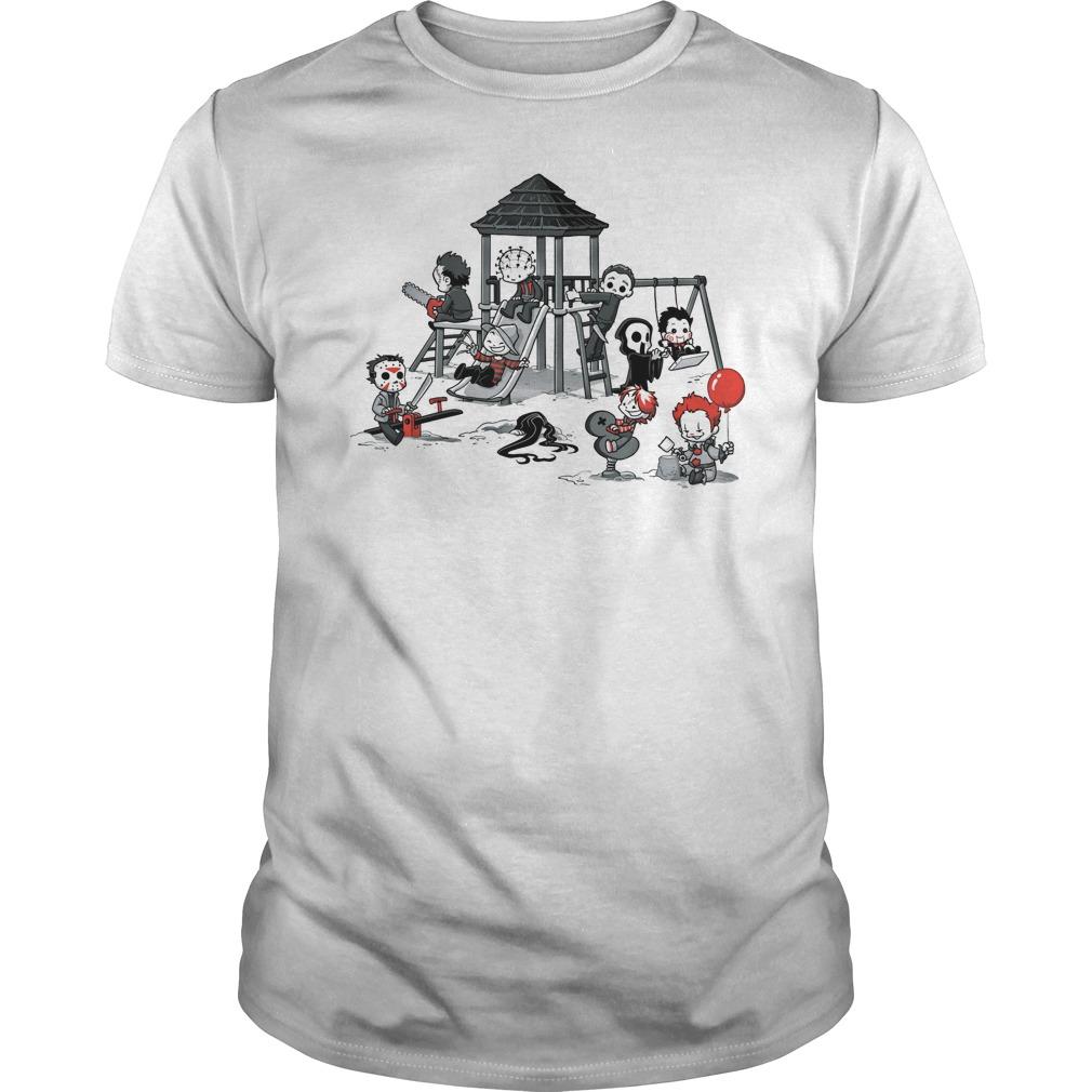 Horror Park shirt