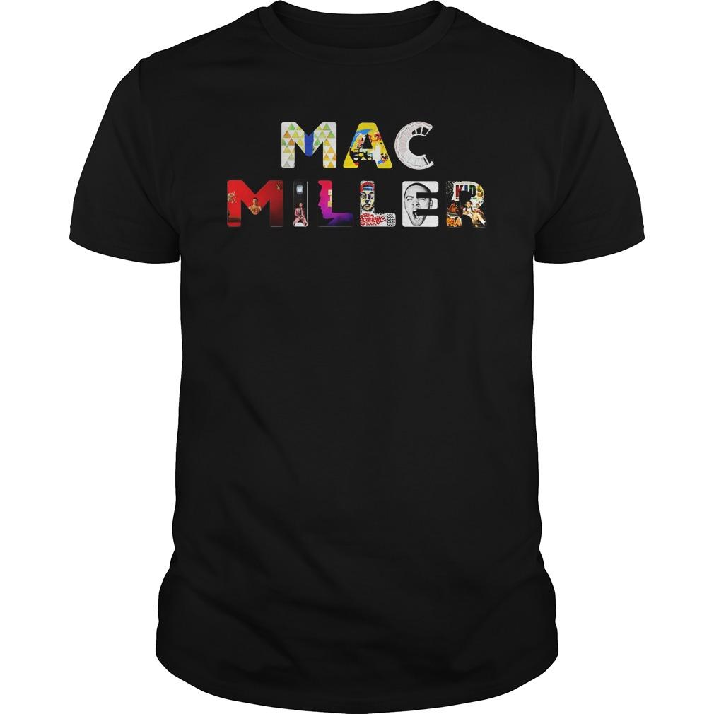 Mac Miller: Keep yours memories alive shirt