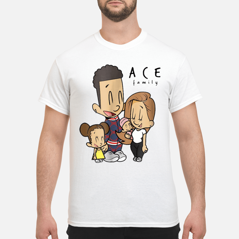 The Ace Family Cartoon Shirt