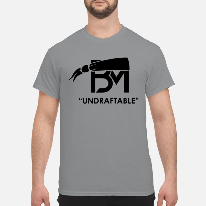 Baker Mayfield Undraftable shirt
