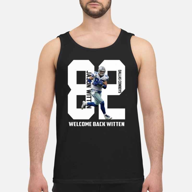 best service 69c82 b9708 Welcome Back Witten Dallas Cowboys shirt, hoodie, tank top ...