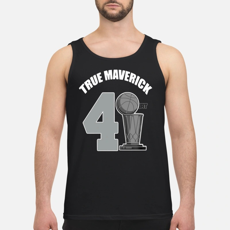 Dallas Mavericks Dirk True Mavericks 41.21.1 tank top