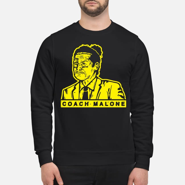 Official Coach Malone sweater