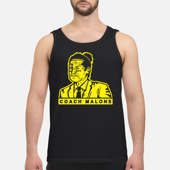 Official Coach Malone tank top