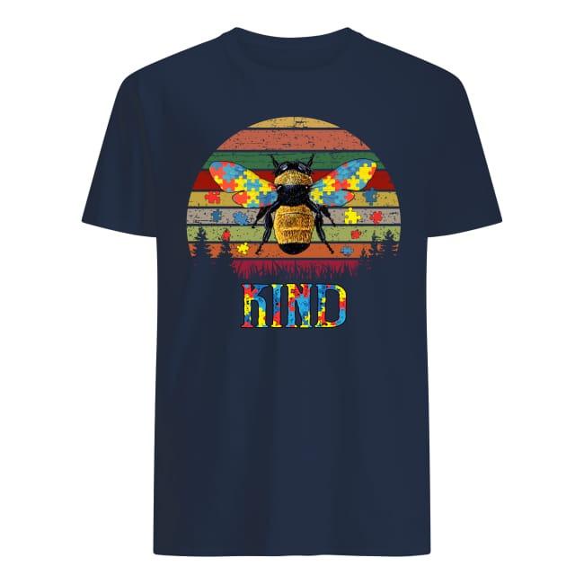 Bee Kind Autism Awareness vintage shirt