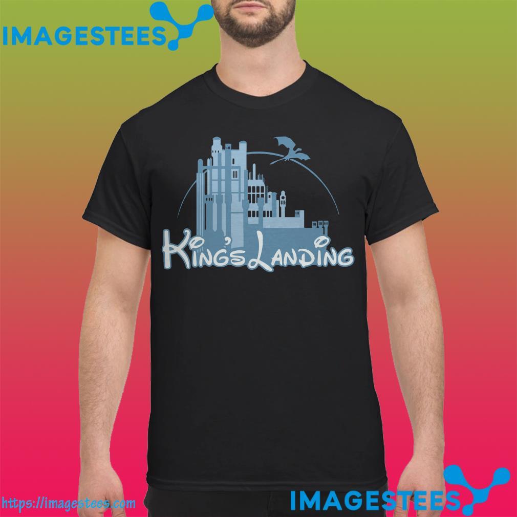 Game Of Thrones King's Landing shirt