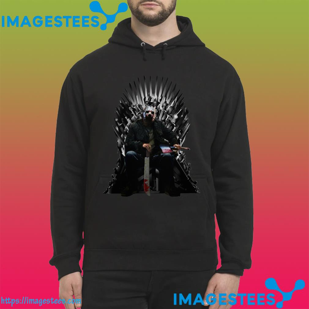 Jason Voorhees GOT Iron Thrones hoodie