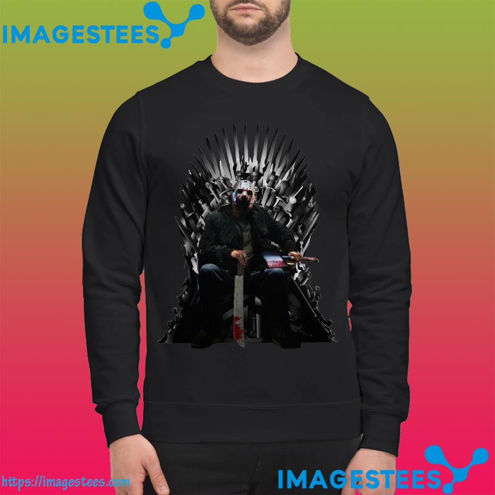 Jason Voorhees GOT Iron Thrones sweater