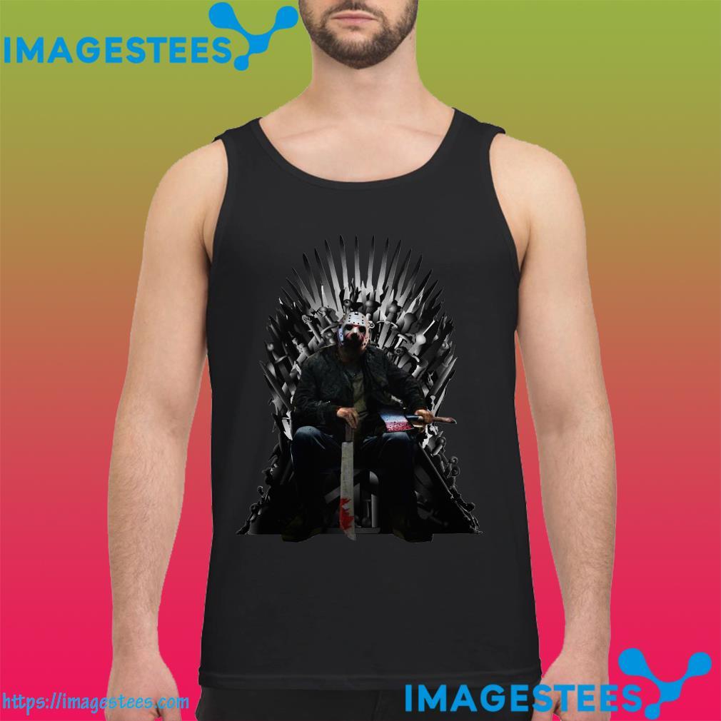 Jason Voorhees GOT Iron Thrones tank top