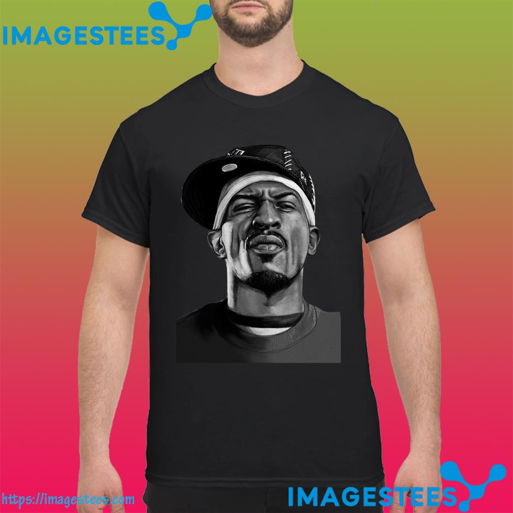 Rap Legend Rakim is Coming to New Orleans shirt