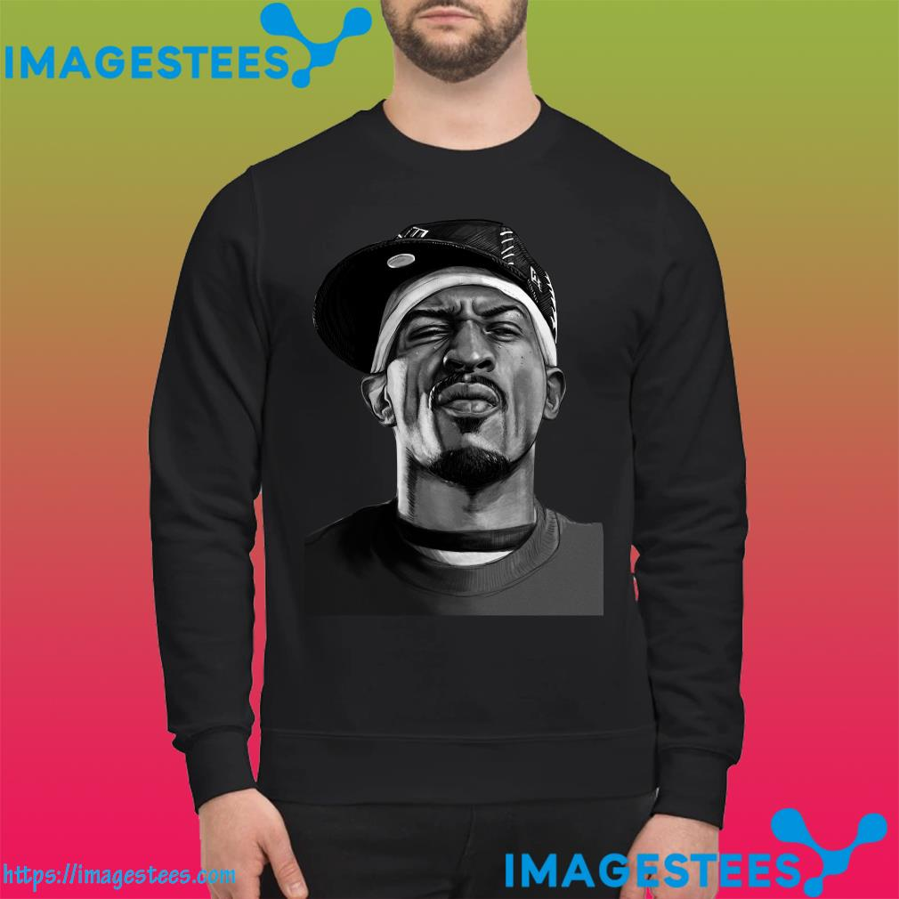 Rap Legend Rakim is Coming to New Orleans sweater
