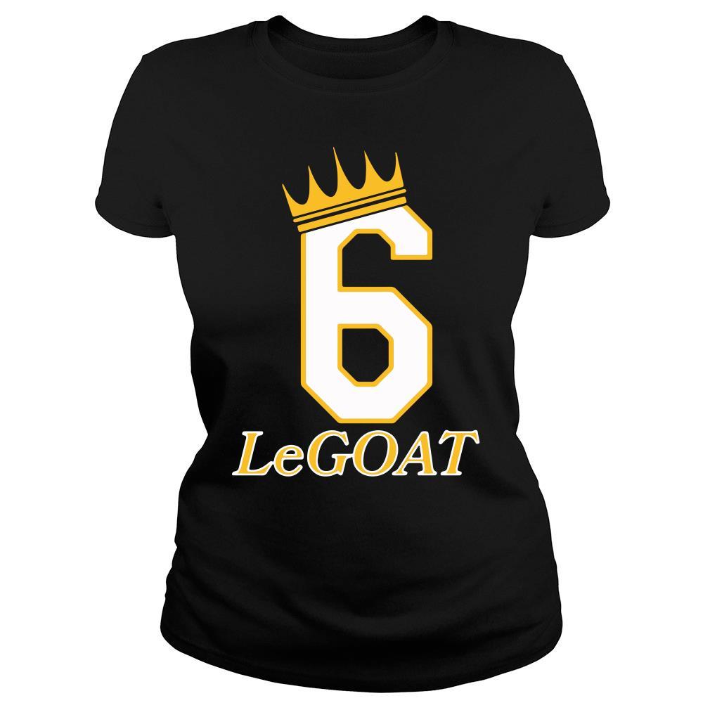 06 Lebron Jame Is Back Shirt ladies tee