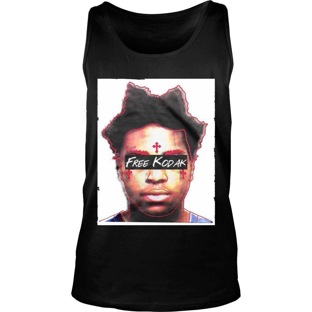 Free Kodak shirt tank top