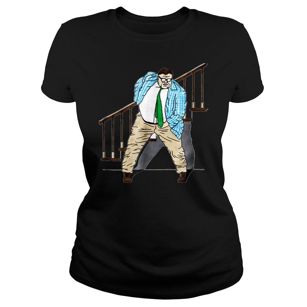 Matt Foley Motivational Speaker shirt ladies tee