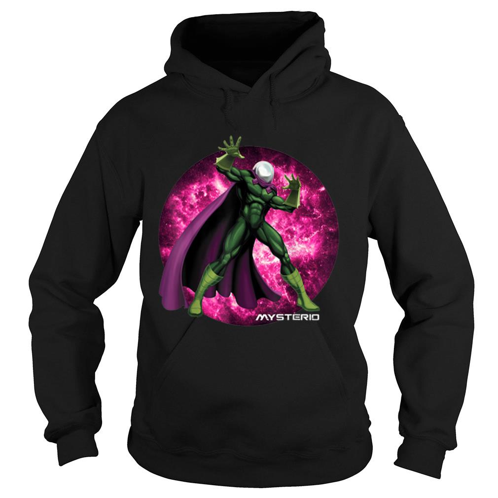 Mysterio Look Out For The Mysterious Mist shirt hoodie