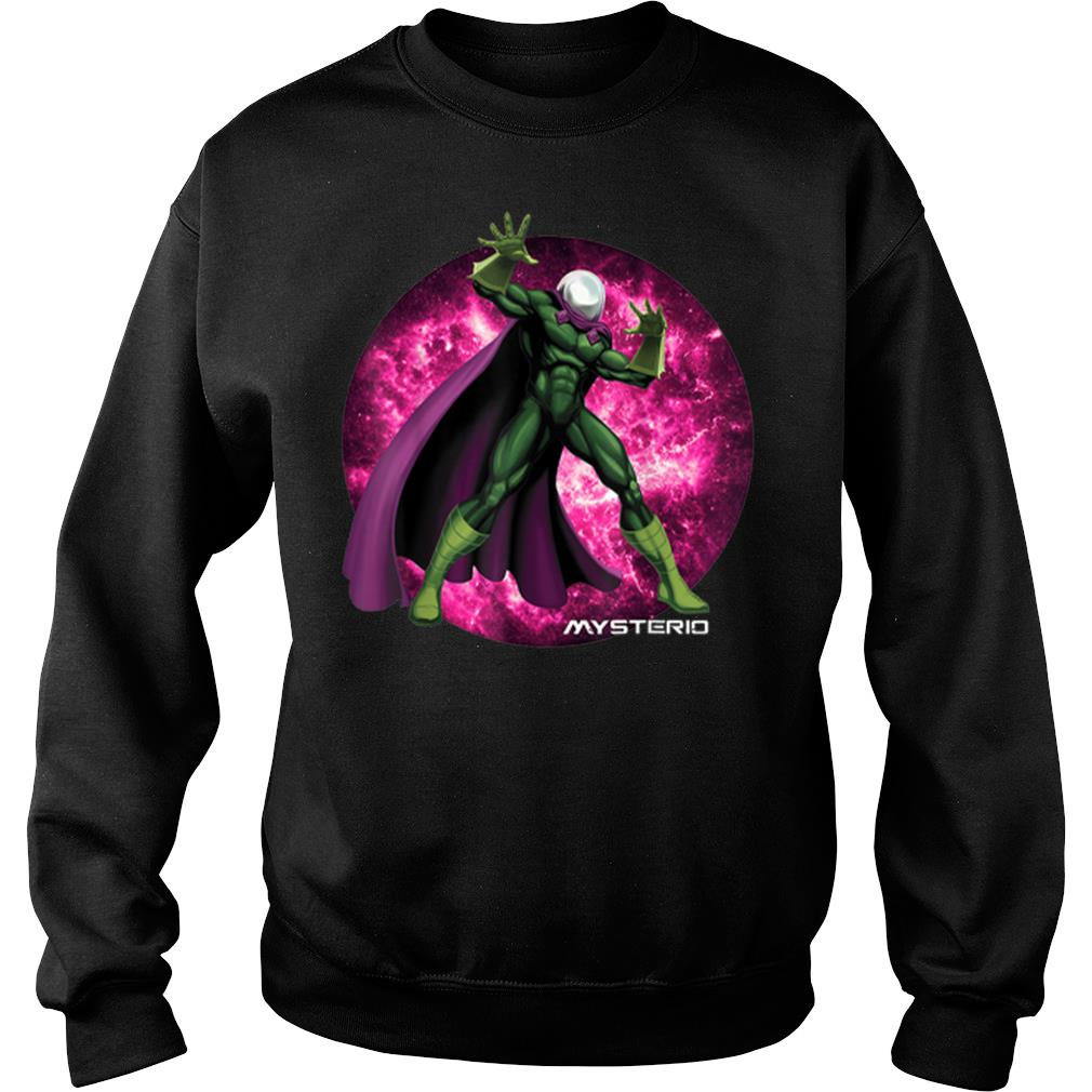 Mysterio Look Out For The Mysterious Mist shirt sweater