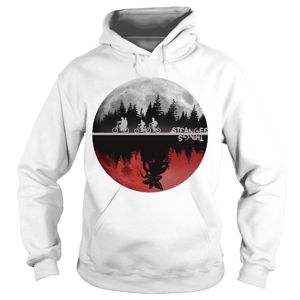 Stranger Things Summer in Hawkins shirt hoodie