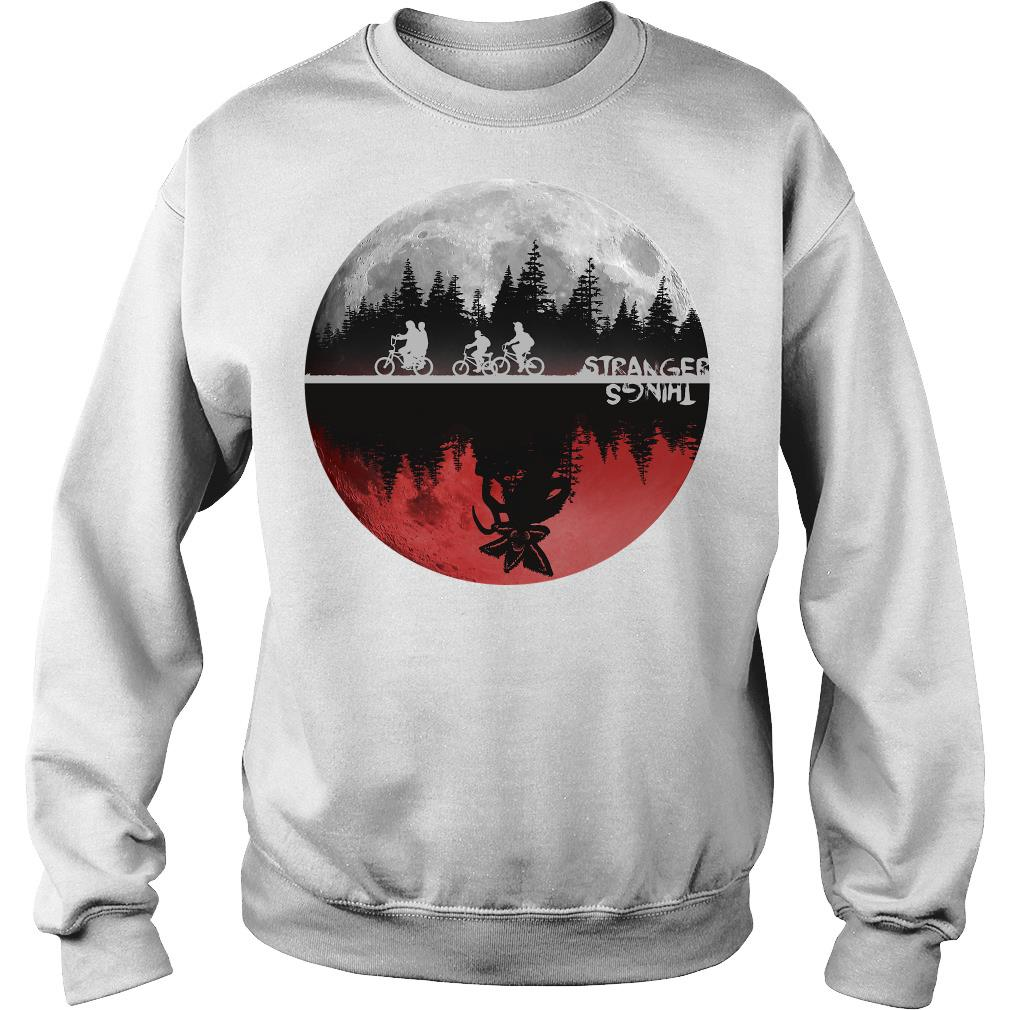 Stranger Things Summer in Hawkins shirt sweater