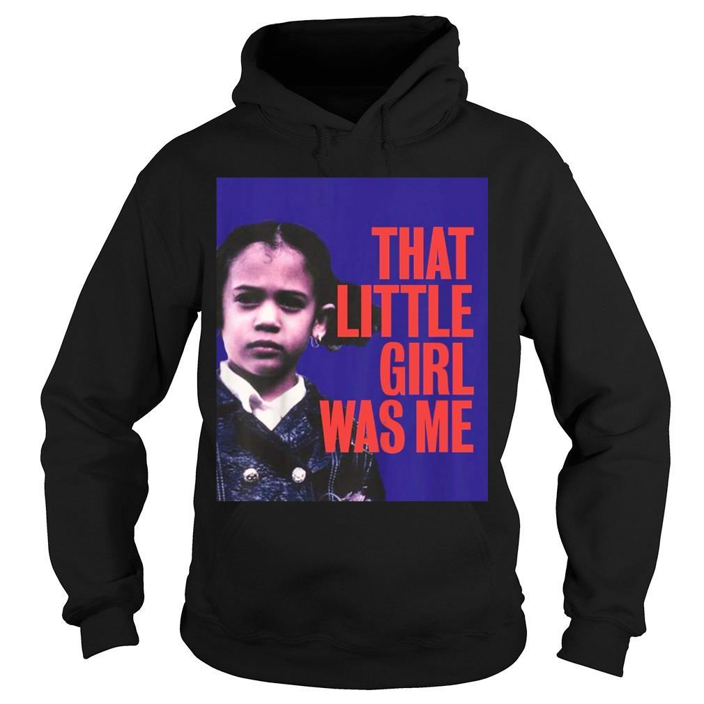 That Little Girl Was Me Shirt Kamala Harris 2020 shirt hoodie