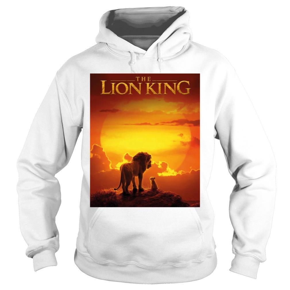 The Lion King shirt hoodie