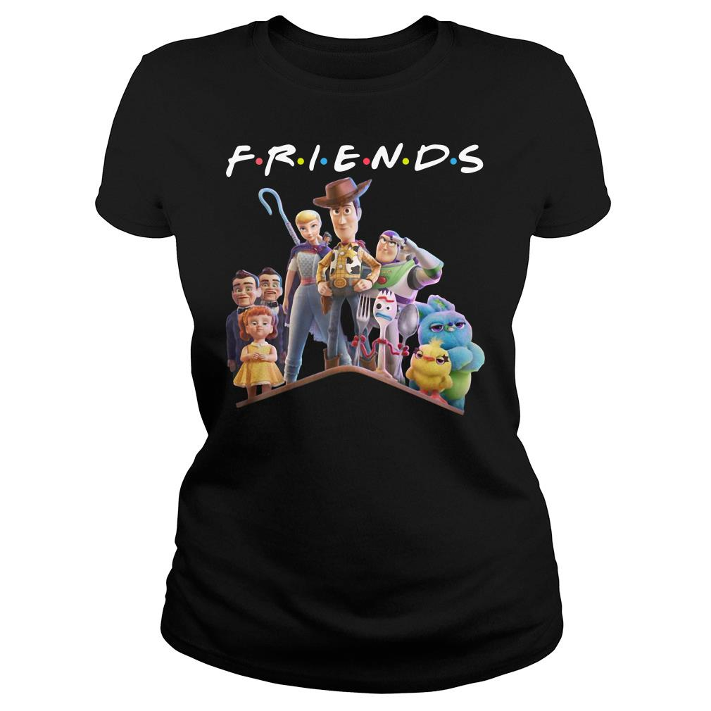 Toy Story Friends Shirt ladies tee