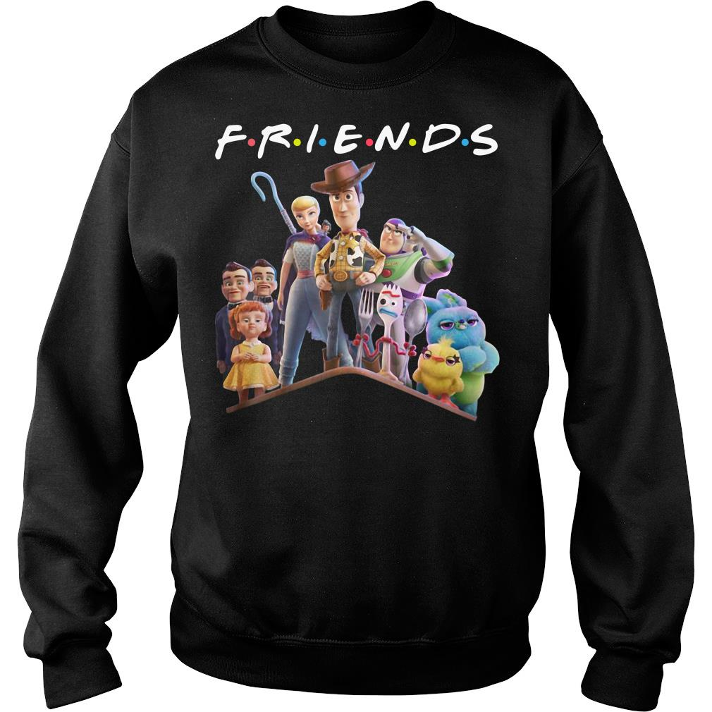 Toy Story Friends Shirt sweater