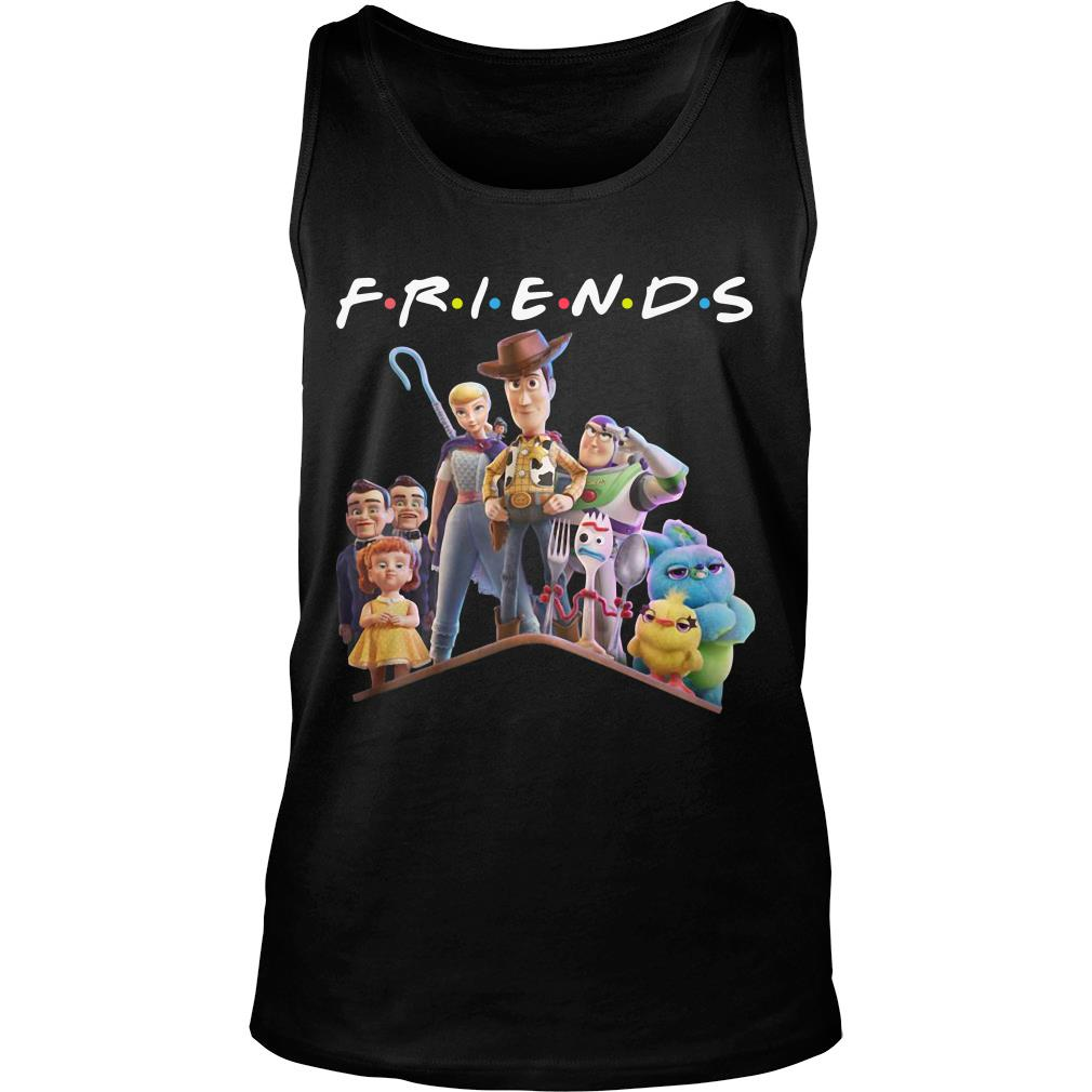 Toy Story Friends Shirt tank top