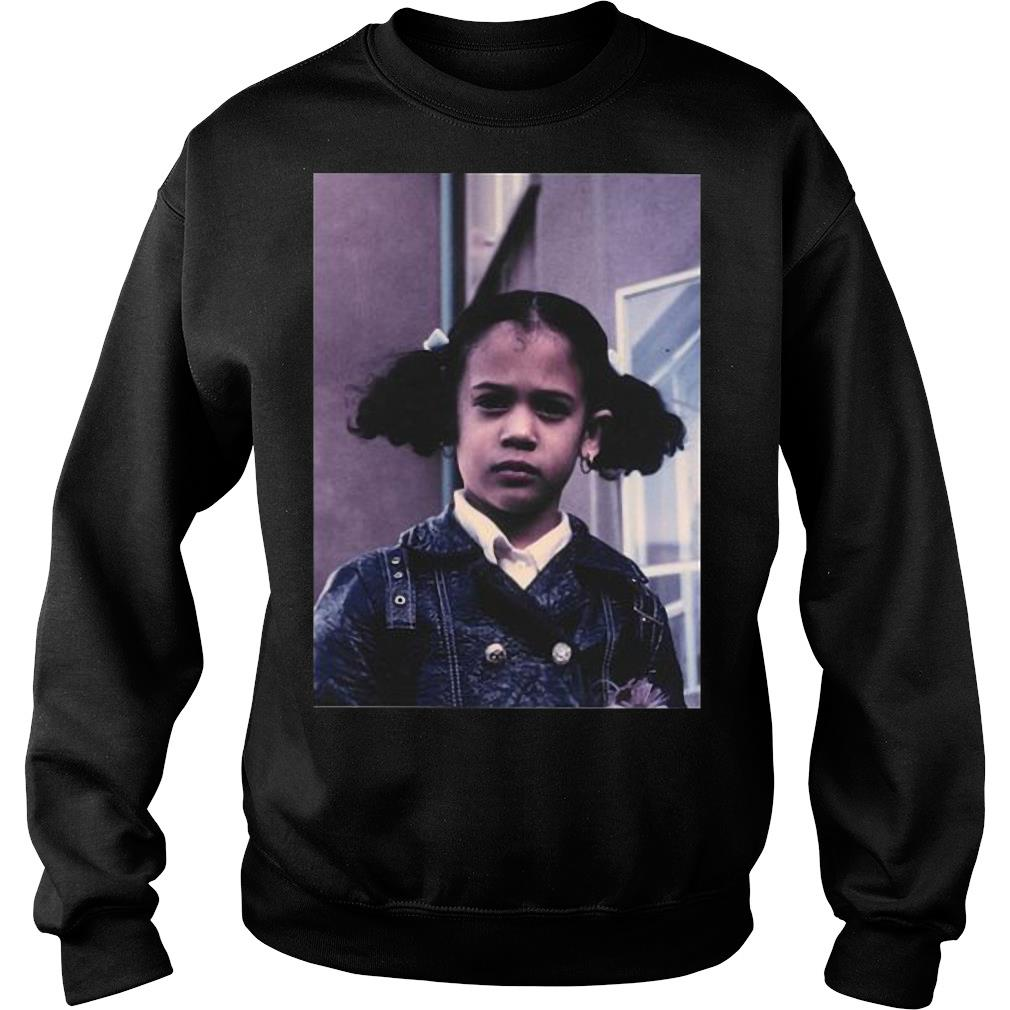 hat Little Girl Was Me Shirt Kamala Harris shirt sweater