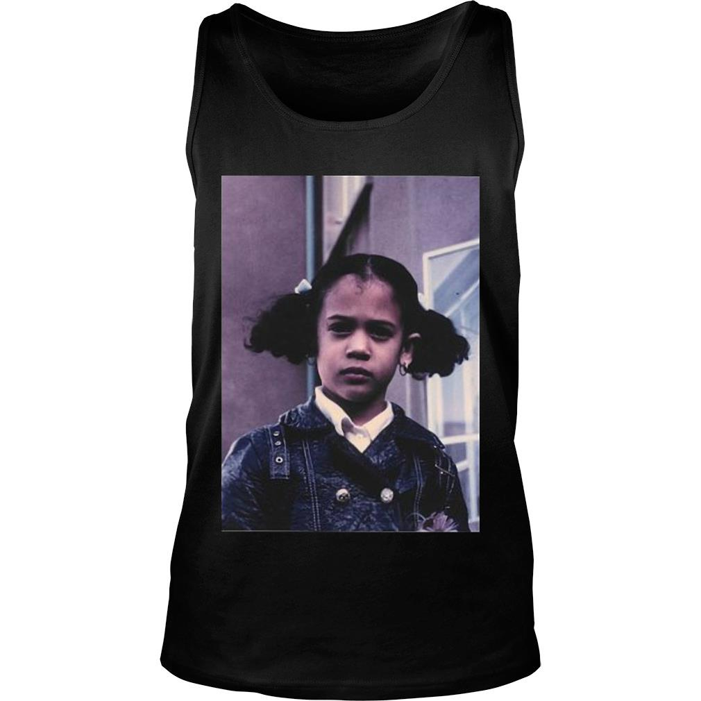 hat Little Girl Was Me Shirt Kamala Harris shirt tank top