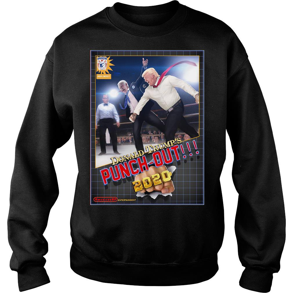 Donald Trump Punch Out 2020 Shirt sweater