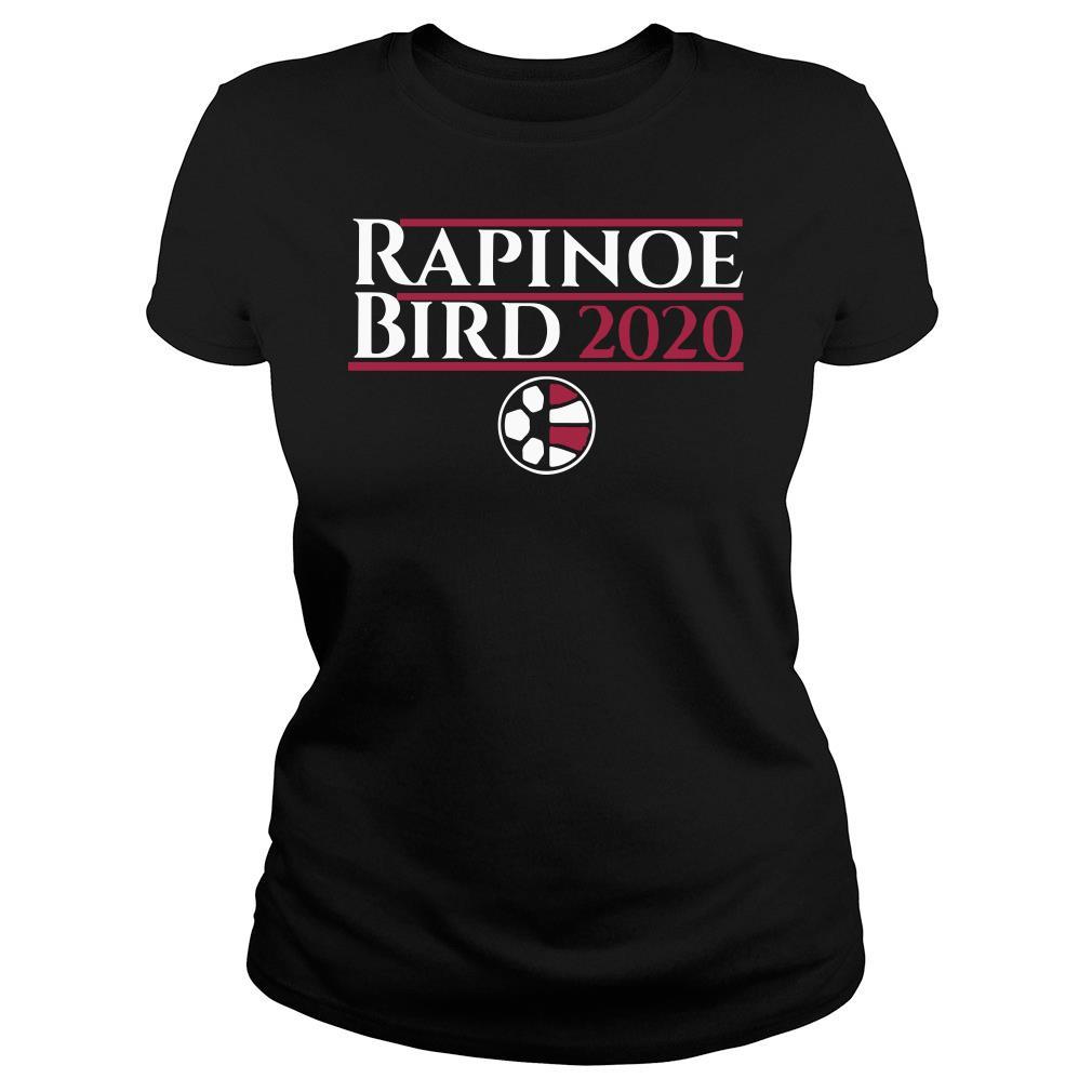 Rapinoe Bird 2020 Shirt ladies tee