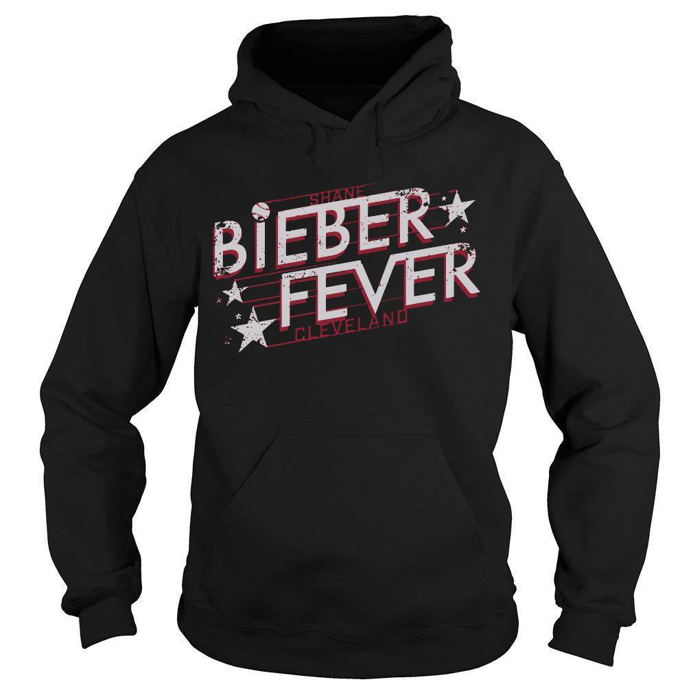 Shane Bieber fever cleveland shirt hoodie