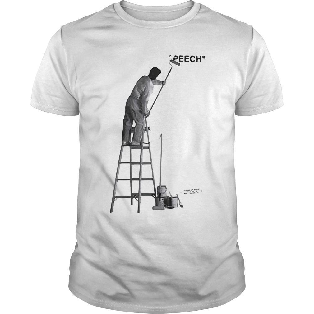 Virgil Abloh Figures Of Speech shirt