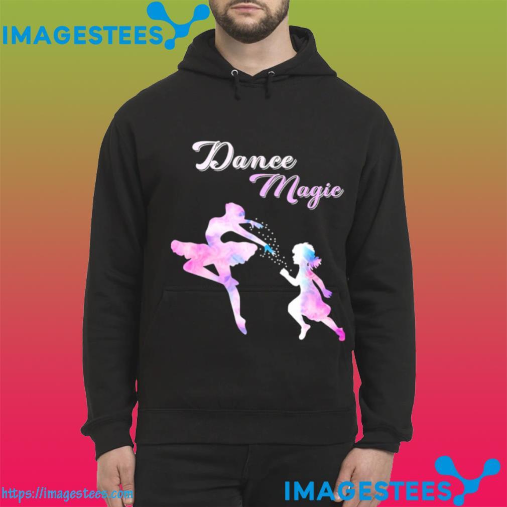 Dance Magic Ladies Ballet hoodie