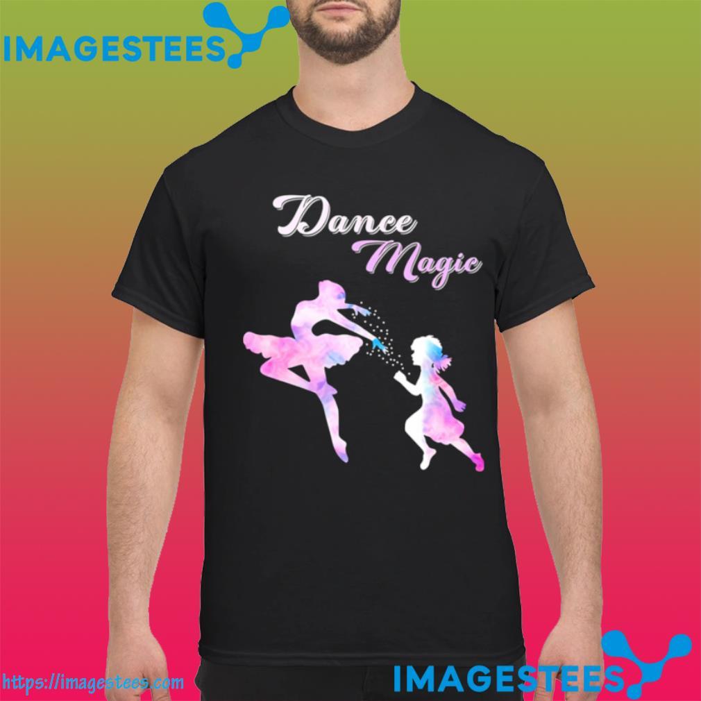 Dance Magic Ladies Ballet shirt