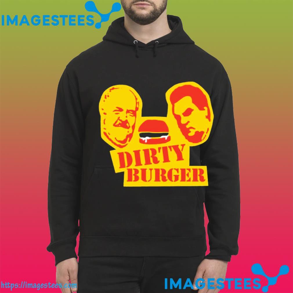 Dirty Burger hoodie