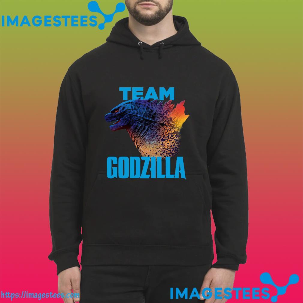 Team Godzilla Shirt Godzilla Vs Kong 2021 Shirt hoodie