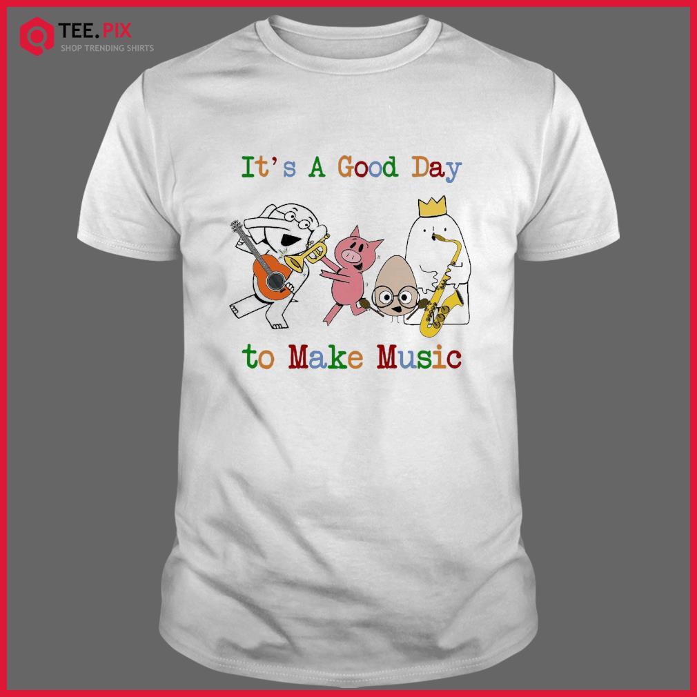 Animals Good Day To Make Music Shirt
