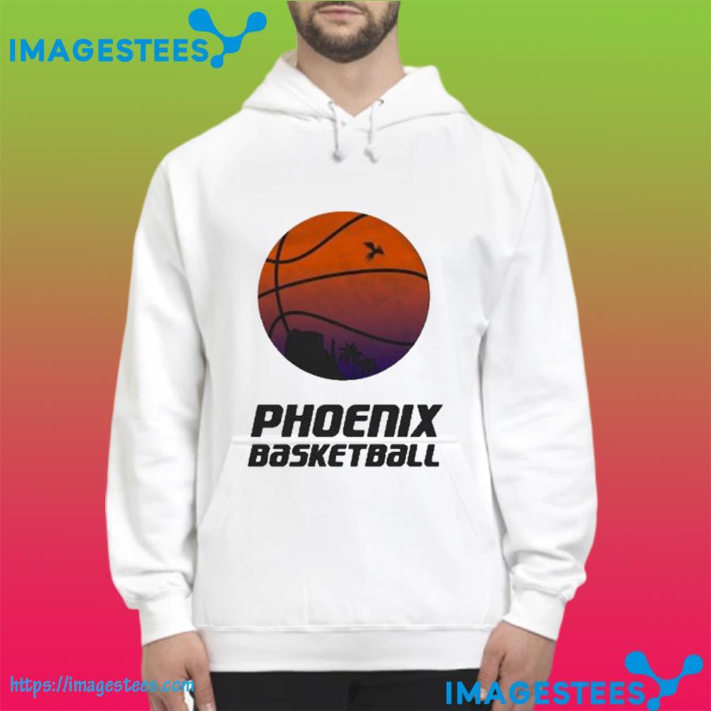 PHOENIX BASKETBALL TEE SHIRT hoodie